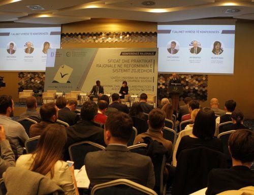 Daka na konferenciji o izazovima i regionalnim praksama u reformi izbornog sistema
