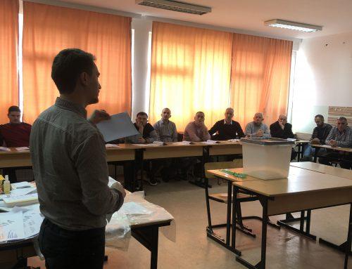 KQZ mban trajnimin për anëtarët e Këshillave të Vendvotimeve në Podujevë