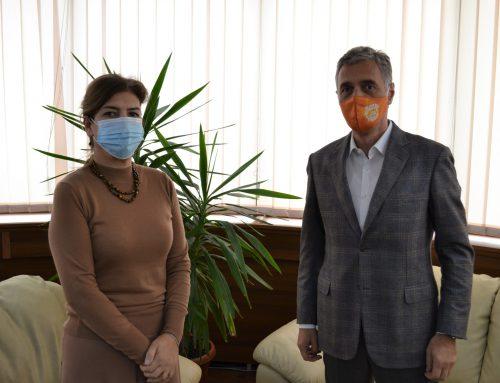 Predsednica CIK-a, Daka dočekala je na sastanku Glavnog državnog tužioca Lumezi