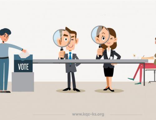 Njoftim për akreditimin e vëzhguesve dhe mediave për vëzhgimin e Zgjedhjeve Lokale