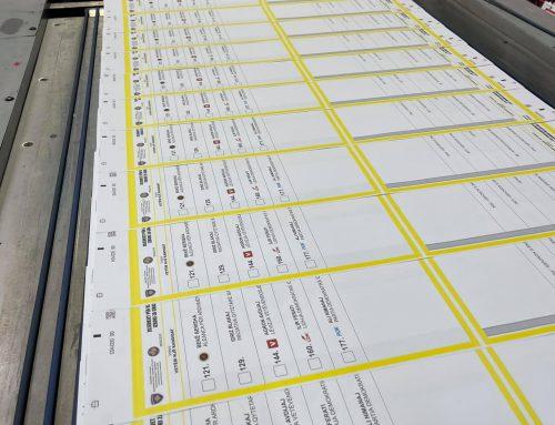 Përfundon shtypja e fletëvotimeve për Zgjedhjet Lokale 2021
