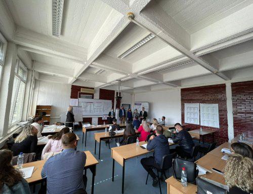 Mbahet faza e parë e programit trajnues për Zgjedhjet Lokale 2021
